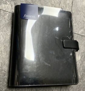 Filofax A5 Metropol Organiser - Black