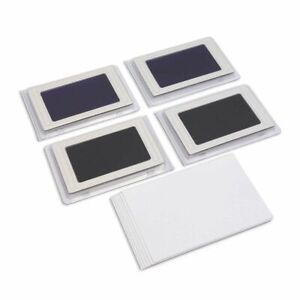 4x Clean Touch Ink Pad with Cards for Baby Hand Foot Prints, 2.25 x 3.75 inches