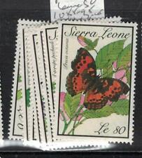 Sierra Leone Butterfly SC 1088-95 MNH (6egl)