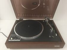 Vintage Micro Seiki MR-411 Turntable With Micro Seiki MA-77 MKII Tonearm In EUC