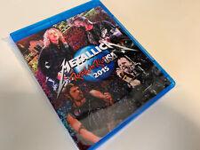 Metallica Rock In Rio USA 2015 Bluray