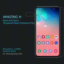 Nillkin 9H Nanometer Tempered Glass Screen Protectors For Samsung Galaxy S10e