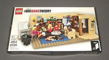 LEGO The Big Bang Theory Set 21302 #010 LEGO Ideas w Sheldon, 7 Minifigures