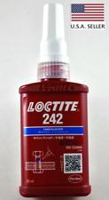 Loctite 242 Threadlocker Medium Strength 50ml tube. Expiration 2022