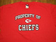 Kansas City Chiefs Reebok Gridiron Classic Shirt XL EUC