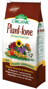 Espoma Plant Tone 4 LBS - For All Flowers, Vegetables, Trees, and Shrubs!