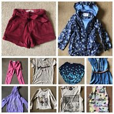 10x Girls Kids 7-8 Years Summer Clothing Bundle Dress, Skirt, Top, Coat Etc