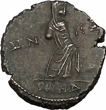 CONSTANTINE I the GREAT 347AD  Ancient Roman Coin Christian Deification  i35641