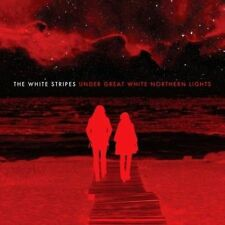 THE WHITE STRIPES - UNDER GREAT WHITE NORTHERN LIGHTS NEW VINYL RECORD