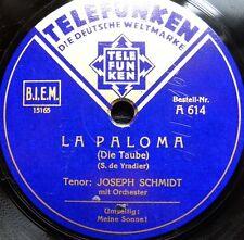 0071/Joseph Schmidt-mon soleil (O SOLE MIO) - LA PALOMA-kulttitel-gomme laque