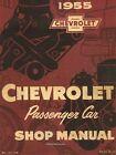 1955 Chevy Passenger Car Shop Manual
