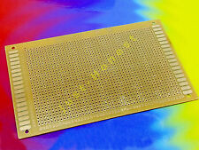 LOCHRASTERPLATINE  STRIP BOARD PLATINE 90mm x 150mm PCB Einseitig  #A625