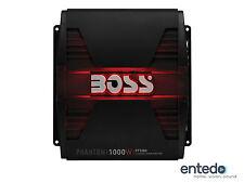 BOSS AUDIO PT1000 2 Kanal Verstärker Endstufe Amplifier Car Auto KFZ LKW PKW NEU