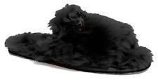 COACH Zoe Slippers Black Size 5 MSRP: $125.00