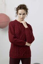 Lang Yarns Stockholm Knitting Pattern Pullover As Download Fam 247