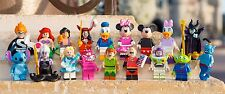 LEGO DISNEY MINIFIGURES SERIES 16 COMPLETE 18pc SET 71012 FROM NEW DISPLAY BOX