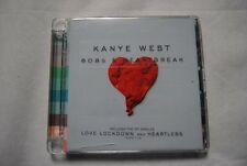 KANYE WEST 808S & HEARTBREAK CD NEW UNPLAYED CRACKED SCRATCHED CASE HENCE PRICE
