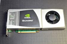 HP Nvidia Quadro FX 4800 Graphics Card 1.5gb GPU   490566-001  /  492188-001