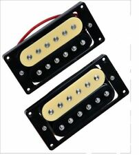 New Set Humbuckers - Zebra - Frame for Guitar Hh