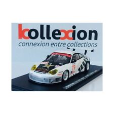 MINICHAMPS PORSCHE 911 GT3 RSR RockStar n°79 Petit Le Mans 2005 1.43