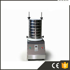 Electric Lab Shaker 1-4mm 220v Vibrating Sieve Machine for Granule/powder/grain