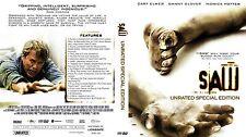 Saw (DVD, 2005) Saw 1 Saw First