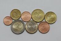 AUSTRIA 2006 EURO COIN SET HIGH GRADE B24 YH6