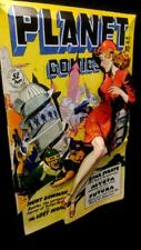 Planet Comics #57 in 3-D large 11x17
