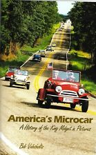 King Midget- America's Microcar-  Great new book!