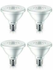 Philips LED Dimmable Spot Light Bulb Indoor / Outdoor PAR30S 750-Lumen 4 PACK