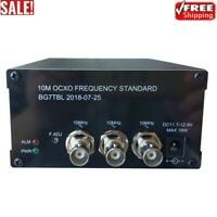 10MHz Reference OCXO Frequency Standard Sine Wave Square Wave For EtherREGEN