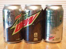 2017 Diet Mt. Dew True Timber 88 Dale Jr 12 oz. can racing NASCAR Pepsi empty