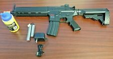 Refurbished HK 416 Airsoft AEG. Includes magazine, battery, charger and BBs
