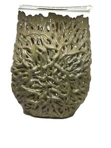 Zuo Decor - Beige Pearl Short Vase - A11414
