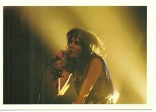 RARE / CARTE POSTALE - SIOUXSIE AND THE BANSHEES / POSTCARD