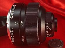 Zhongyi Mitakon 20mm f/2 4.5X Super Macro Lens for Nikon F mount camera D850