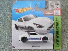 Artículos de automodelismo y aeromodelismo color principal blanco Nissan de escala 1:64