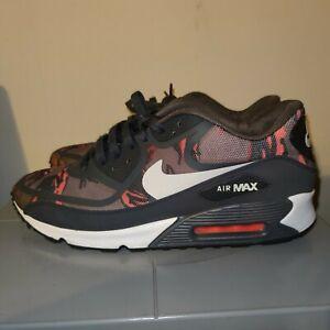 Nike air max 90 Tape Red Camo men's 11.5