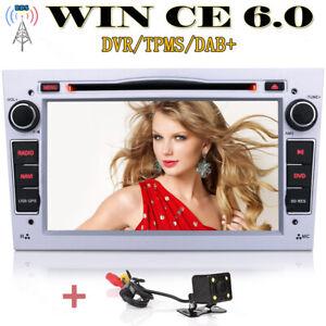 Rückfahrkamera+ Für Autoradio Vauxhall Combo Corsa Meriva Autoradio DVD GPS NAVI