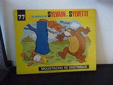 JAN24 ---- SYLVAIN SYLVETTE format à l'italienne  n° 77