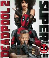 Deadpool 2 (4K Ultra HD Blu-ray,  ) No Digital + Free Shipping !