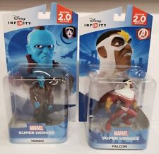 Disney Infinity 2.0 Marvel Figures Yondu And Falcon Wii U Ps3 Ps4 Xbox One 360