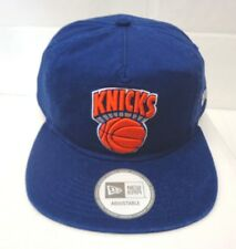 New York Knicks Men's New Era Team Washed One Size Cap Hat