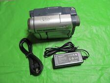 Sony Handycam Dcr-Trv260 Digital 8 Camcorder- Record Transfer Watch Tapes @