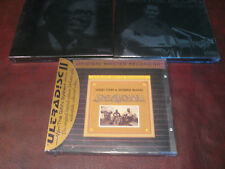 Sonny TERRY & Brownie MCGHEE ORIGINAL OUT OF PRINT MFSL 24K GOLD SEALED 3 CDS