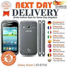 Nuovo di Zecca Samsung Galaxy Xcover 2 GT-S7710 - Grigio Titanio Smartphone Sbloccato