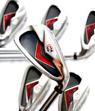 Wilson Staff Di7 Irons (6-PW-GW) 2-Wedge Set Uniflex True Temper TX-105 FS Steel