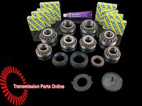 Vauxhall & Opel Movano / Vivaro PF6 Gearbox Uprated SNR Bearing Rebuild Kit