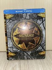 The Mummy Ultimate Collection (Blu-ray Disc + DC) Best Buy Exclusive Steelbook