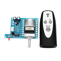9V IR Remote Control Volume Controller Board Pre AMP Motor Potentiometer